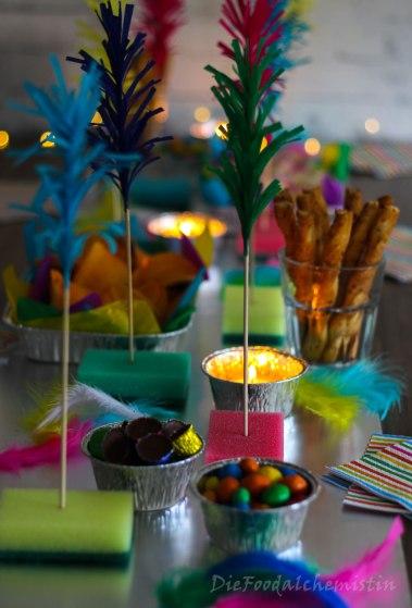 Närrischer Party-Tisch8