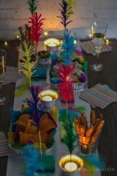 Närrischer Party-Tisch1