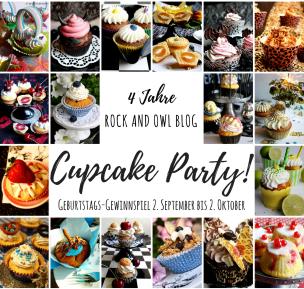 Cupcake Party! banner fertig