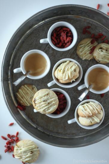 Gojibeeren-Cookies