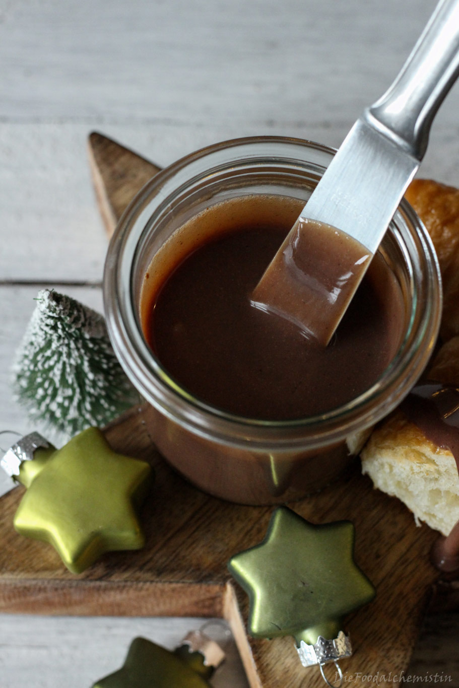 Lebkuchen Espresso Aufstrich2
