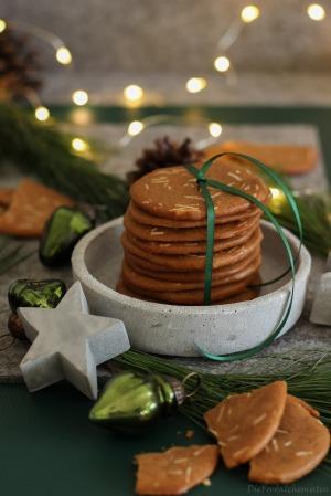 Honigkuchen-Kekse