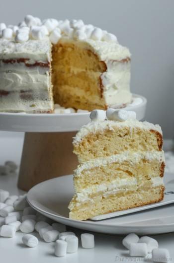 White-Chocolate-Kokos-Cake