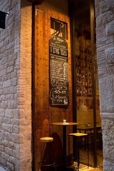 Tapasbar in Ribera