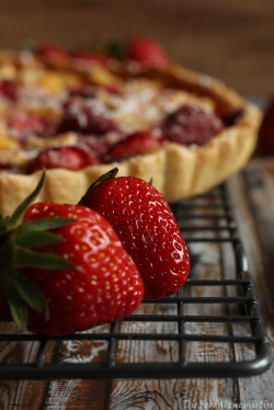 Erdbeer-Ananas-Tarte1