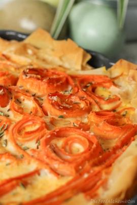Karotten-Quiche1