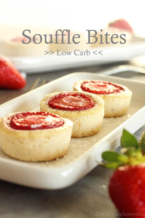 Souffle Bites (Low Carb)