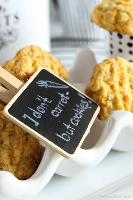 Karotten-Cookies