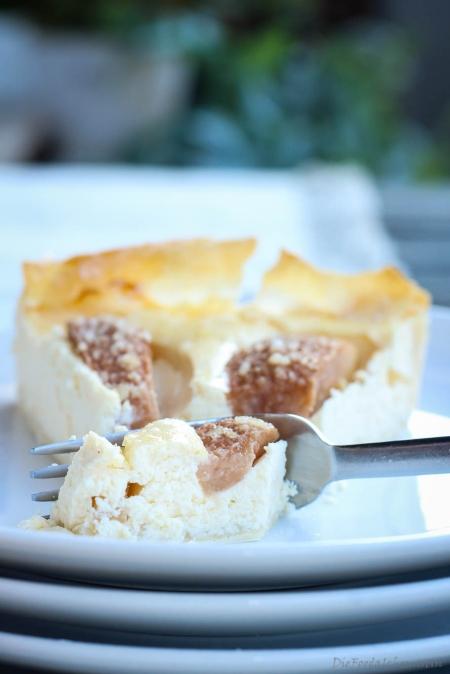 Birnen-Käsekuchen-Tarte2