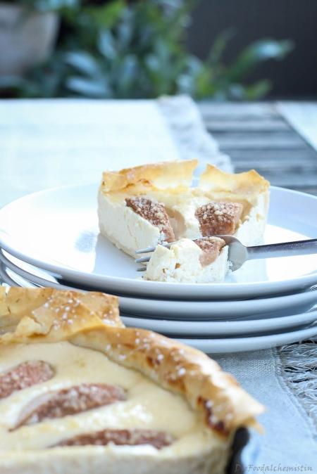 Birnen-Käsekuchen-Tarte3
