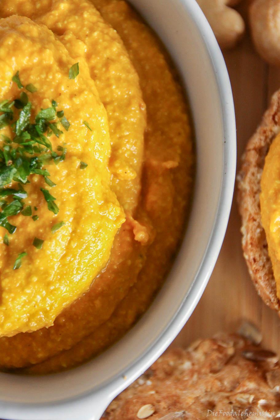 Karotten-Cashew-Aufstrich3