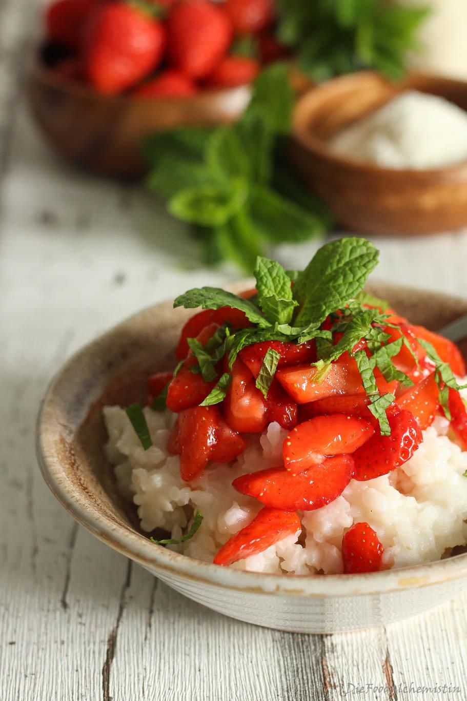 Kokosmilchreis-mit-Erdbeere